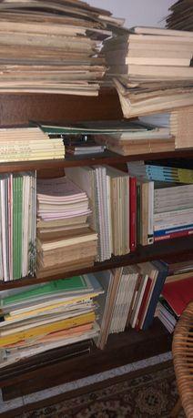 Partituras e livros (todos os intrumentos)