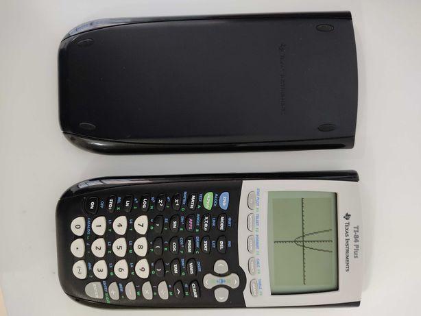 Calculadora Gráfica Texas Instruments TI 84 Plus