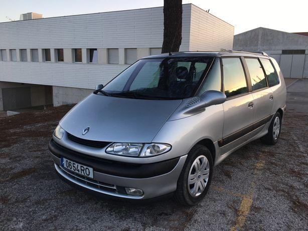 Renault espace 2,2 diesel grand