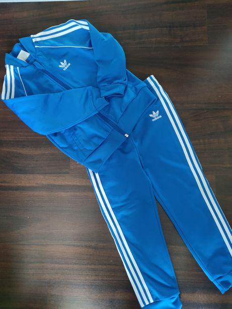 Dres dziecięcy chłopięcy Adidas 104