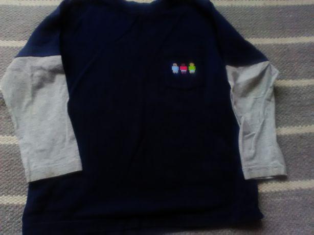 NEXT Bluzka chłopiec z kieszonką 5-6 lat