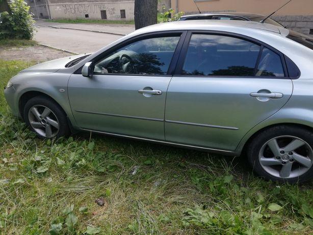 Mazda 6 Pilne!