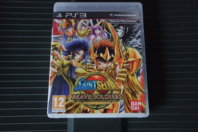 PS3 - SAINT SEIYA - Brave Soldiers - PlayStation 3