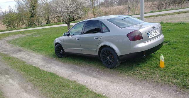 Sprzedam lub zamienię Piękna Audi a 4 b6 b\g 2.0 130km