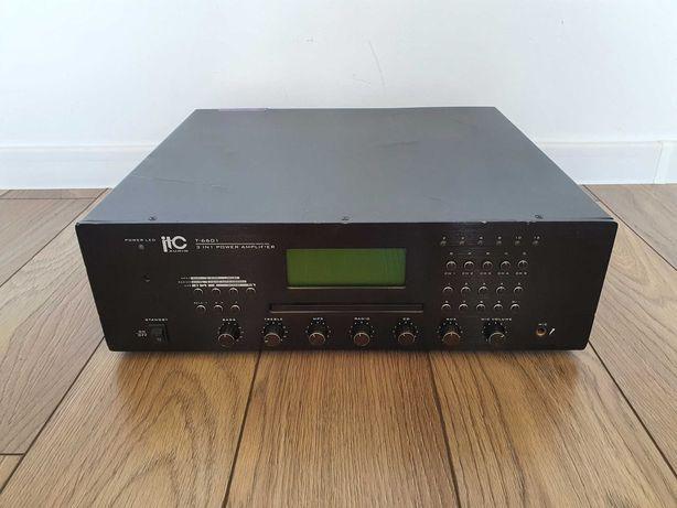 ITC Audio T-6601 Centrala nagłośnienia - OKAZJA !