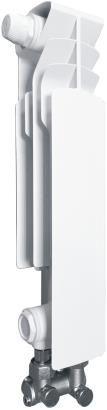 Przyłącze grzejnikowe Armatura G500F/D/1 PROSTE LEWE