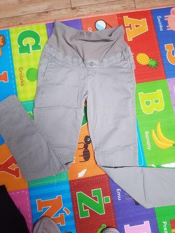 Spodnie ciążowe H&M mama w rozmiarze 36