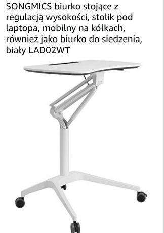 Biurko / stolik mobilne