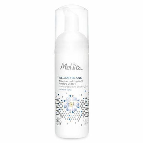 Органика! Melvita Nectar Blanc Organic 2-in-1 Brightening Cleansing