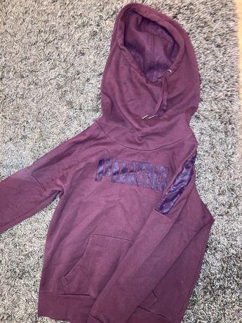 Fioletowa bluza puma rozmiar 38