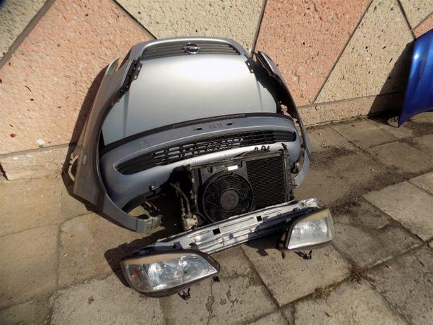Przód kompletny Opel Zafira A lakier Z151 maska zderzak Europa