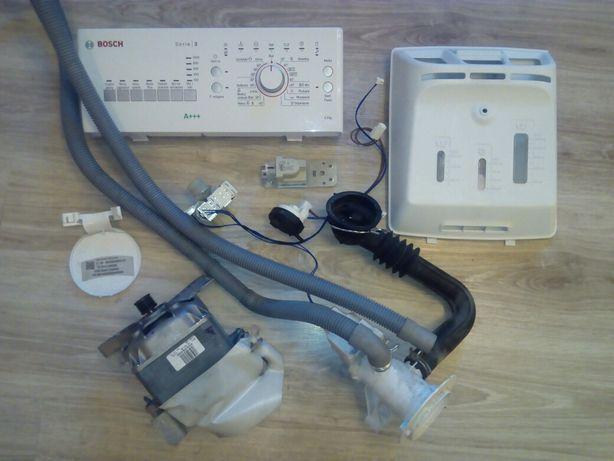 Programator, pompa, części pralka Bosch
