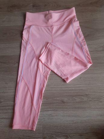 Leginsy różowe S/M