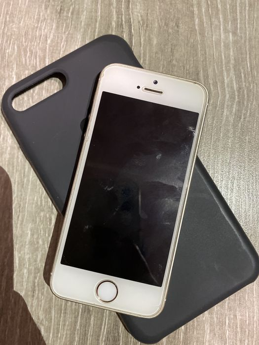 Iphone 5S gold 32gb Neverlok Черновцы - изображение 1