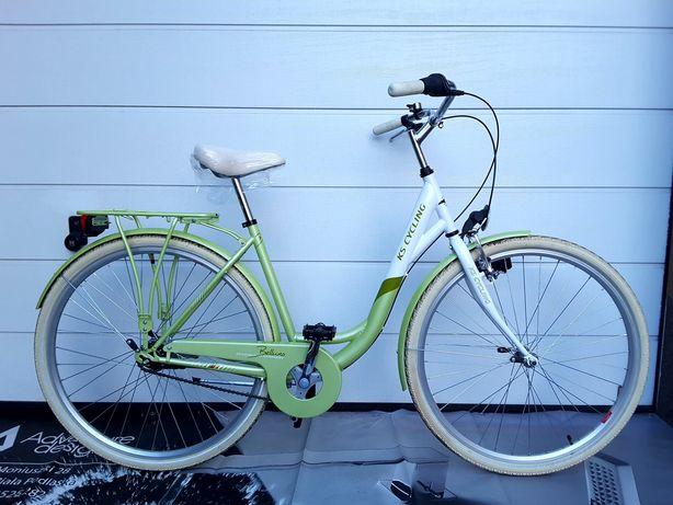 Lekki Nowy rower miejski koła 28 (7 biegów Shimano Nexus)