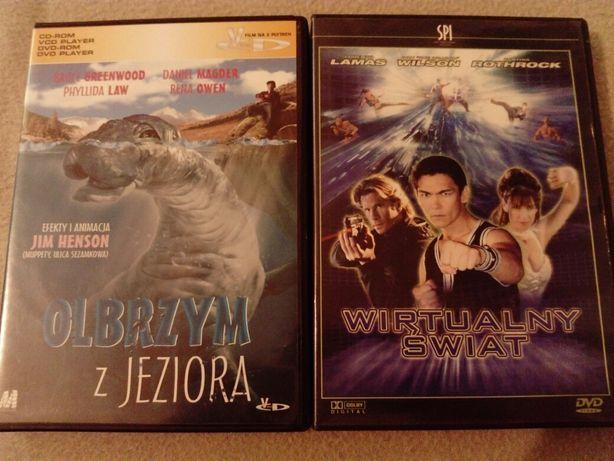 Film Olbrzym z Jeziora Wirtualny Świat DVD