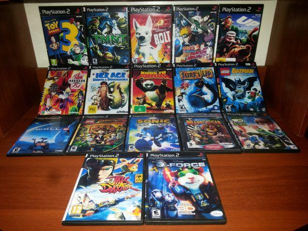 Игры Плейстейшен 2, PS2, Playstation 2, ПС2