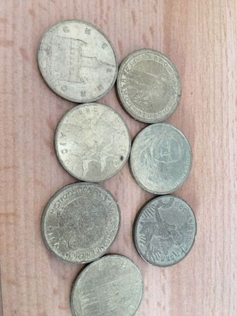 Monety ozdobne dwuzłotówki