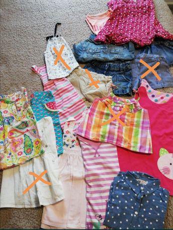 Vendo lote roupa menina 2 anos