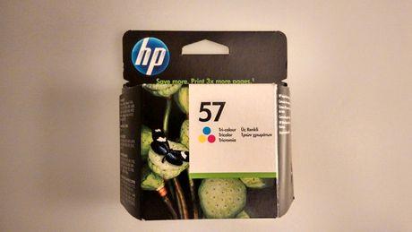 Tinteiro HP 57 novo em caixa Original