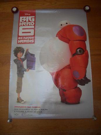 Poster original do filme Big Hero