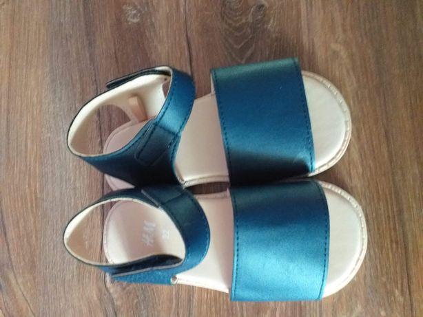 Sandałki H&M rozmiar 22