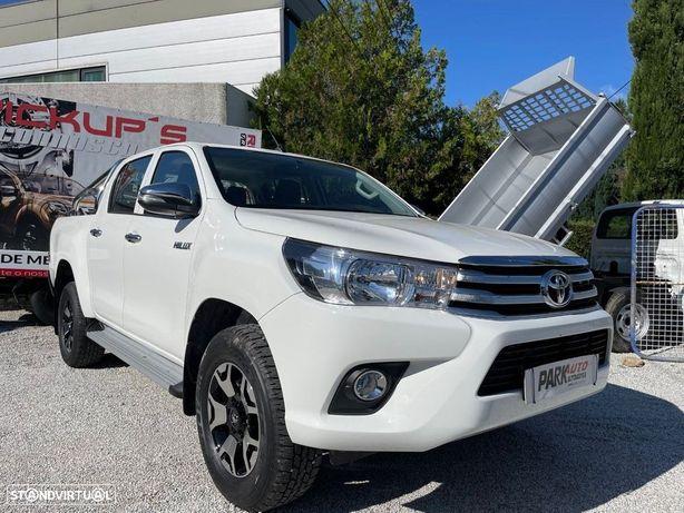 Toyota Hilux D4d 4x4 5 lugares