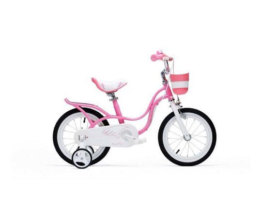 "Велосипед Royalbaby Little swan 16"" ST, розовый"