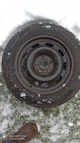 Koła zimowe195/60/15  5*110 stalowe Opel