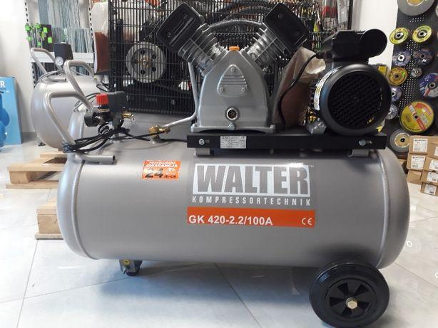 Kompresor GK 420-2,2/100 WALTER dostawa gratis