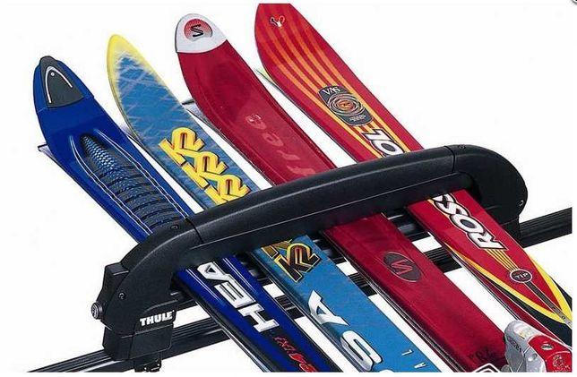 Thule 746 Ski Carrier Snowpro 4 pairs