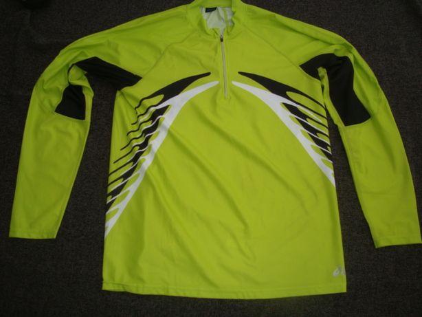 bluza sportowa/ rowerowa- Asics -Techniczna M-Super
