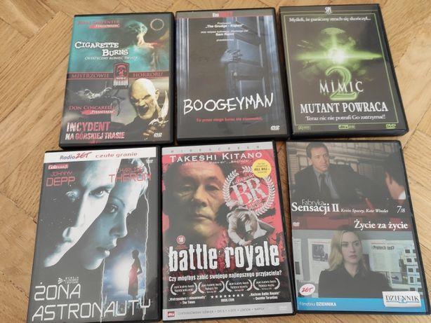 Filmy DVD lub zamiana