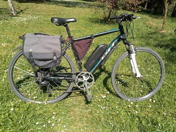 Bicicleta eléctrica 400 W(Adaptada)