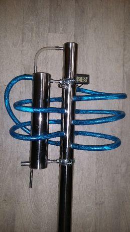 Destylator elektryczny refluks kolumna 120 cm zimne palce 95% mocy!!!