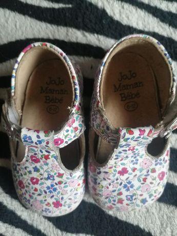 Buty dziewczęce 6-12mc