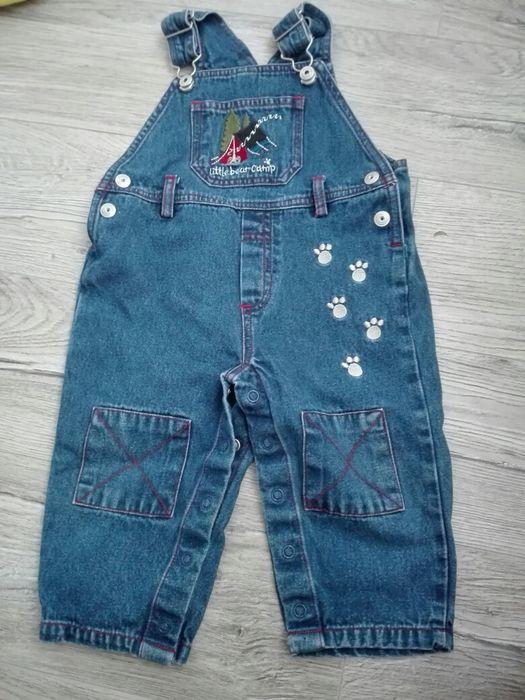 Ogrodniczki jeansowe Gniezno - image 1