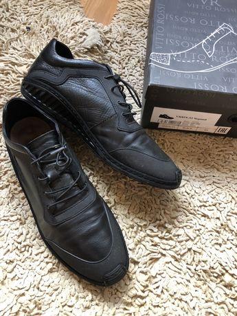Кожаные спортивные туфли Vitto Rossi 44 размер