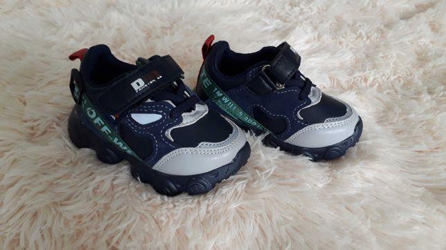 Детские кроссовки на мальчика, 13см