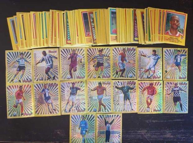 Cromos Futebol 1999/2000 (novos)