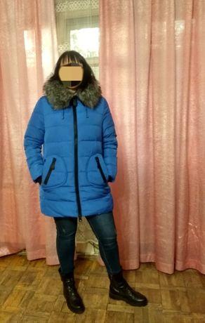 Зимняя куртка. Пальто