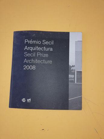 Livro Prémio Secil 2008