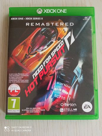 """"""" NFS Hot Pursuit Remastered"""" Xbox One"""