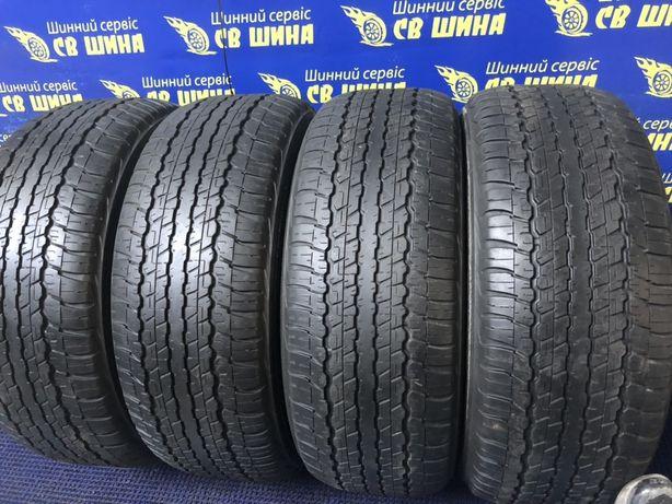 265/60R18 Dunlop Grondtrek AT22 4шт 270$