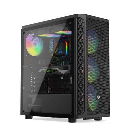 Komputer do gier Ryzen 5 3500x karta graficzna GTX 1070-8gb-16GBRam