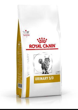 Royal Canin Urinary S/O 3,5kg.
