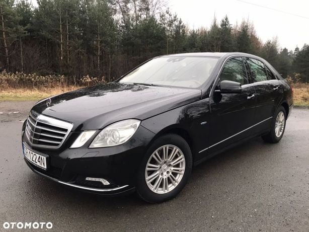 Mercedes-Benz Klasa E Samochód Krajowy/Navigacja/Skóra/Xenon/Gwarancja