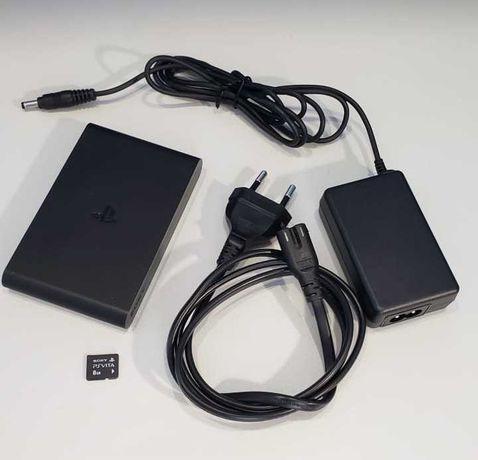 PlayStation TV + Cartão de Memória PS VITA 8GB