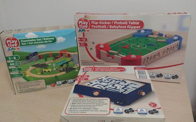 Настольная игра футбол, лабиринт, железная дорога Playtive Плэйтив