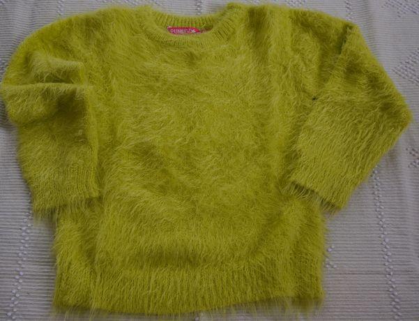 Camisola de inverno menina 4 anos | Punkids